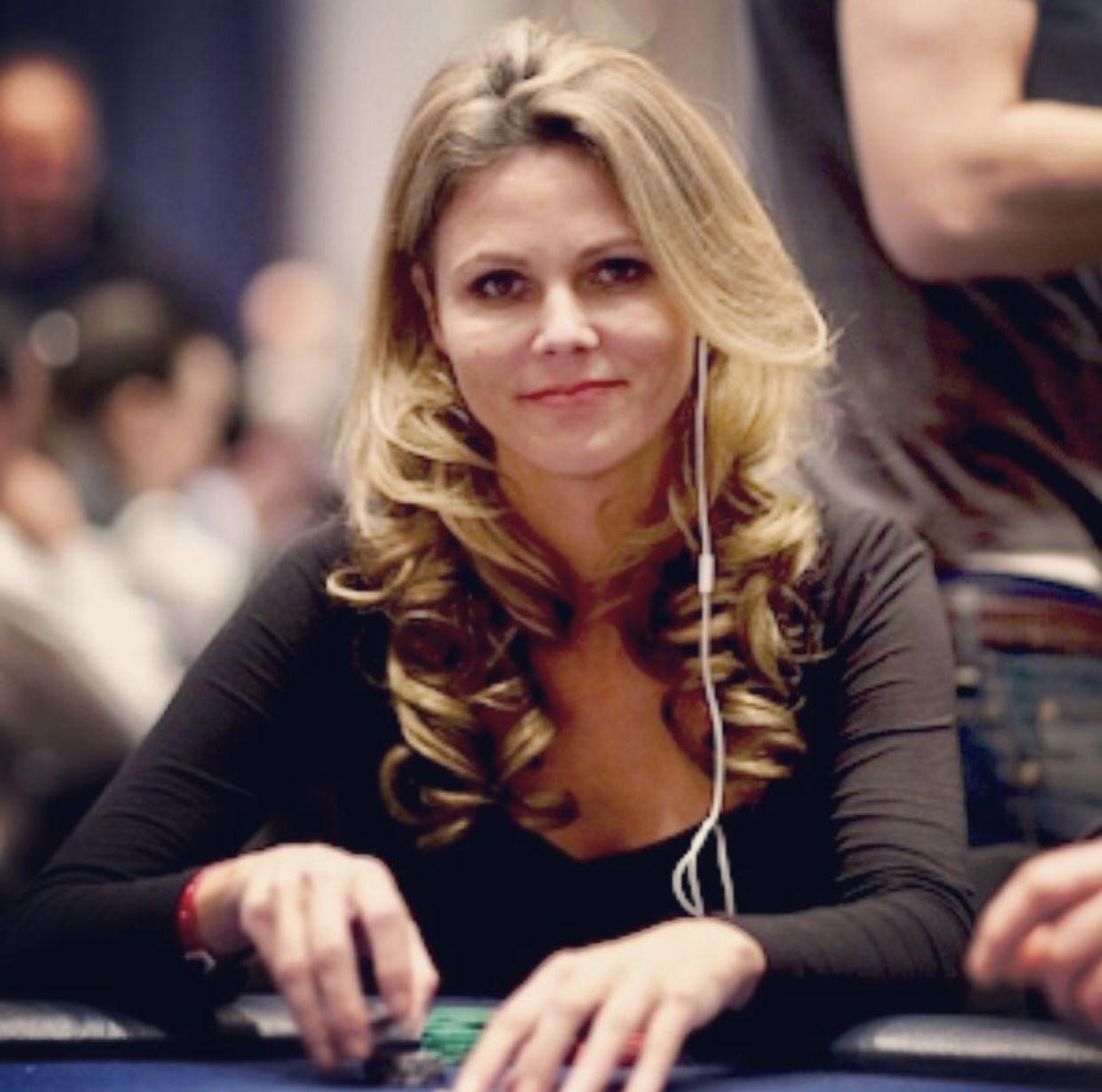 Amanda Redman Richards Things clonie gowen rose to fame on the professional poker circuit