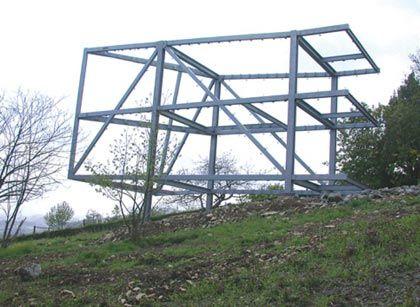 Suplemento maderadisegno fierro fundido cast iron pinterest casas locales - Estructuras de hierro para casas ...