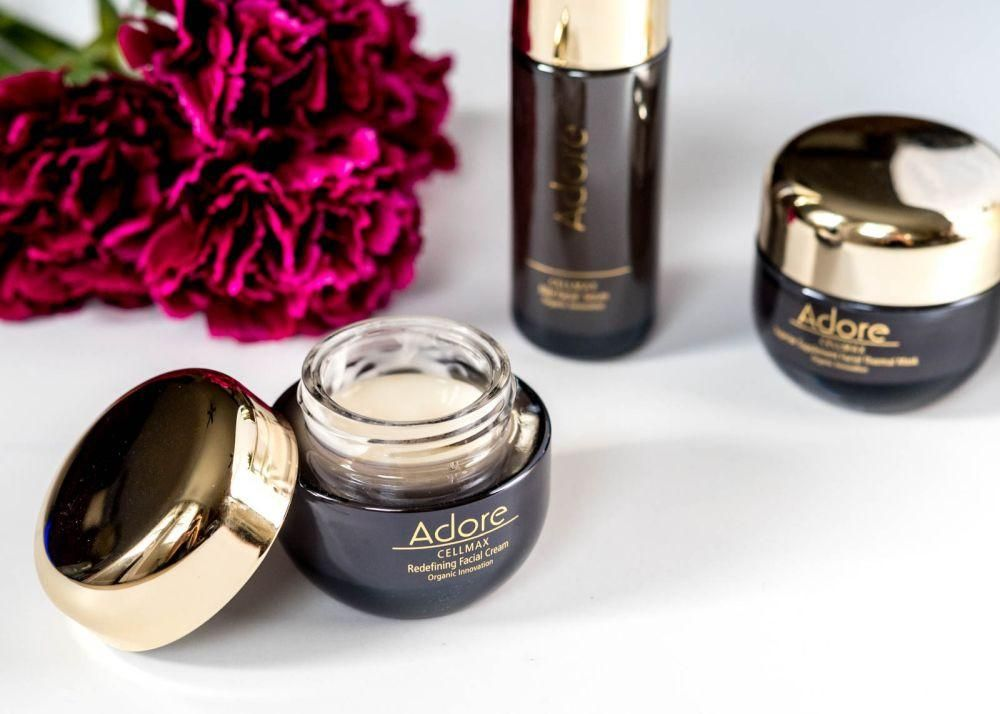 Adore Cosmetics Review On Jess Oshii About The Anti Aging Power Of Plant Stem Cells Luxury Cosmetics Plant Stem Cell Cosmetics