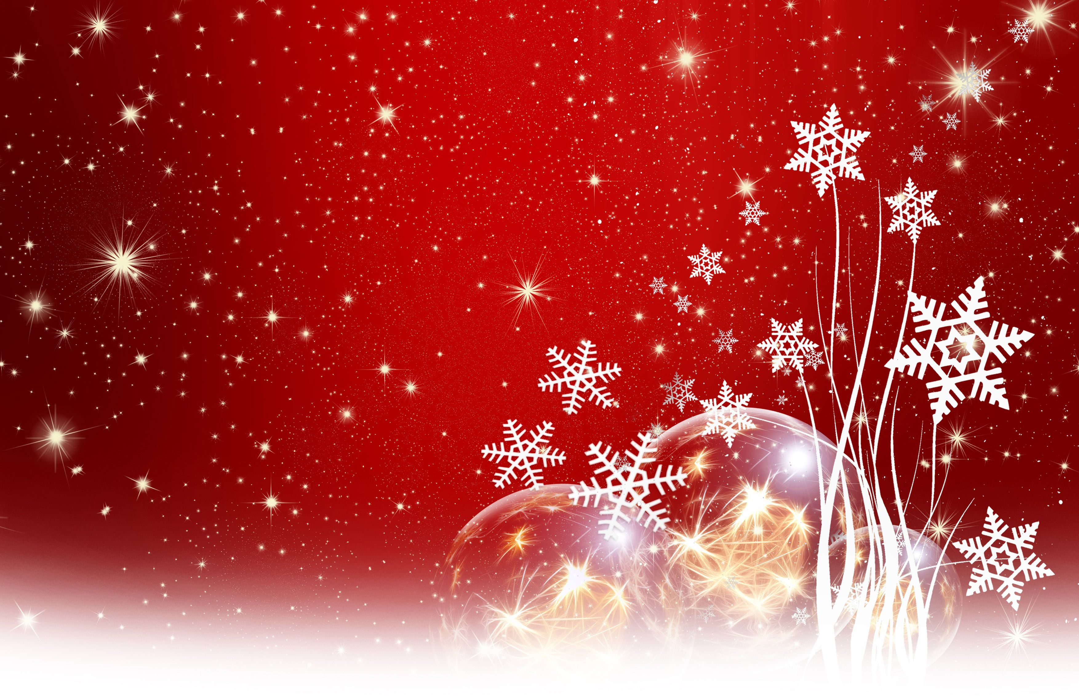 red free christmas wallpaper image backgrounds and
