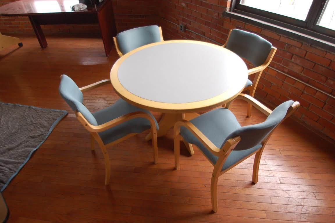 Round Office Table And Chair Sets Httpproductcreationlabscom - Round office table and chair sets