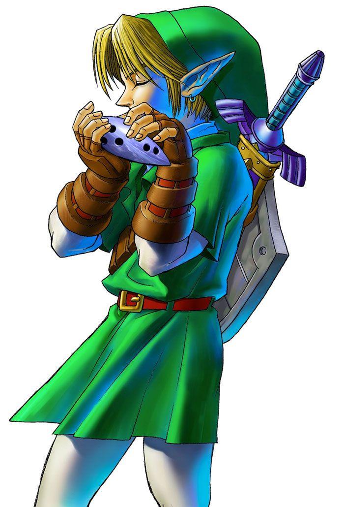 Zelda Link Defending Soulcalibur II iphone case
