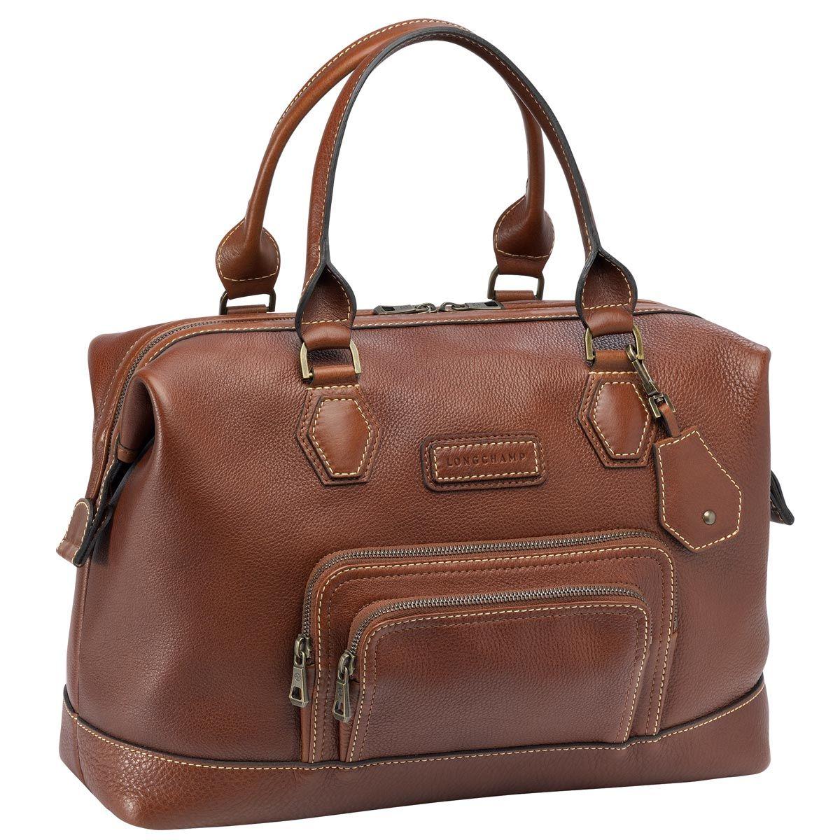 de7c86d85fb4 Longchamp Legende-Sport-Handbag-Cognac