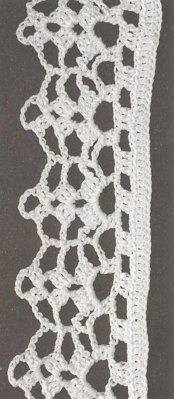 les bordures au crochet 57 le monde de c l naa crochet crochet edgings and crochet borders. Black Bedroom Furniture Sets. Home Design Ideas
