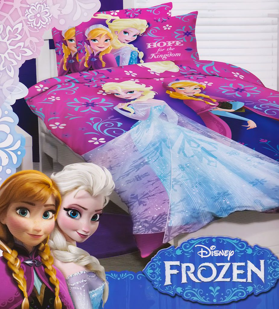 Cheap Bedroom Sets Kids Elsa From Frozen For Girls Toddler: Hope For The Kingdom Quilt Cover Set
