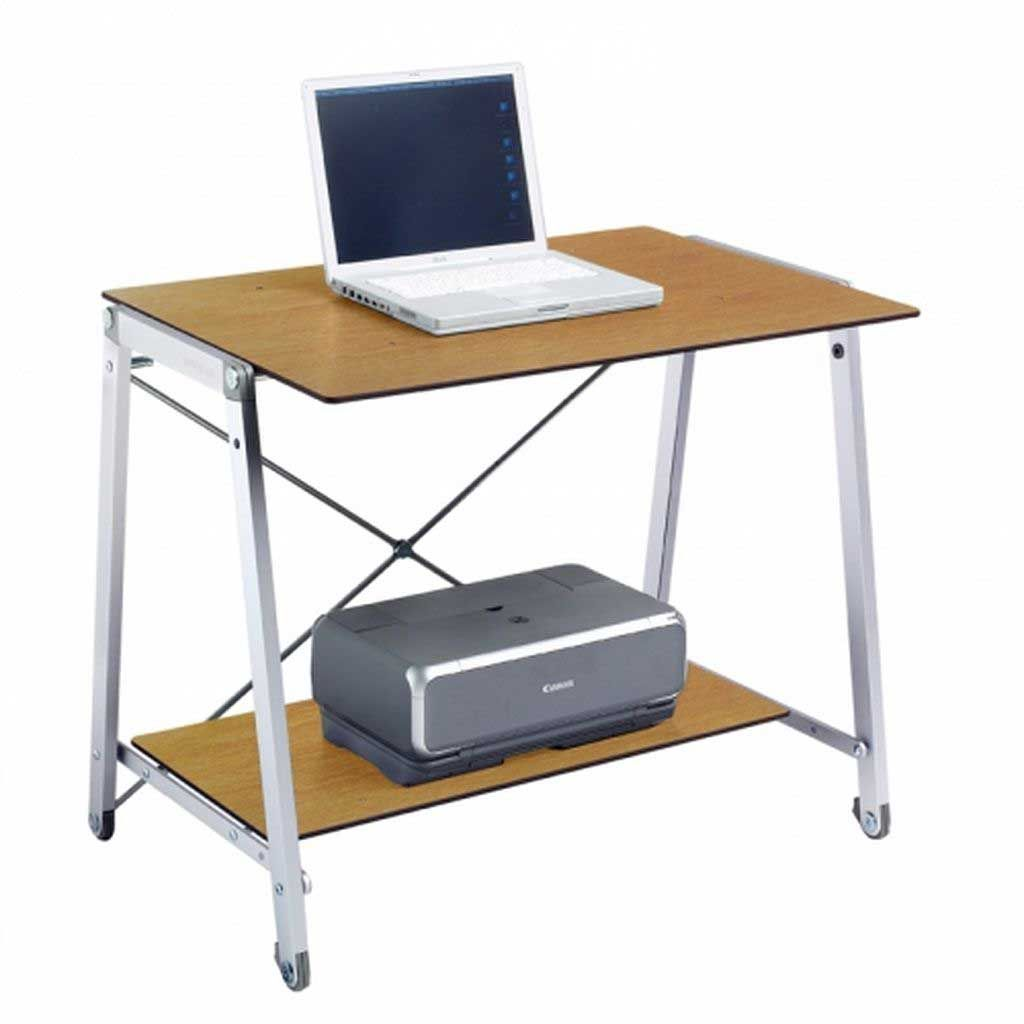 Exciting Small Spaces With Laptop Desks: Astonishing Plain