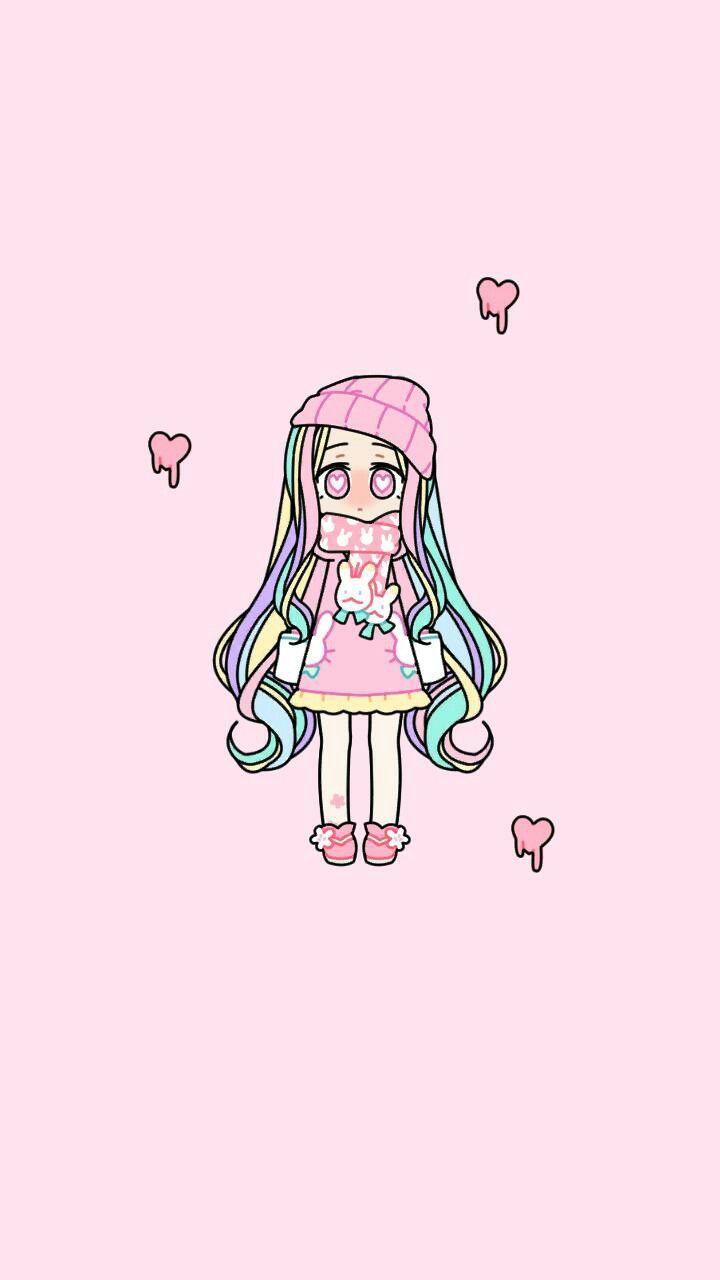 Carol (Pudiim_chan) in 2020 Games for girls, Anime, Pastel