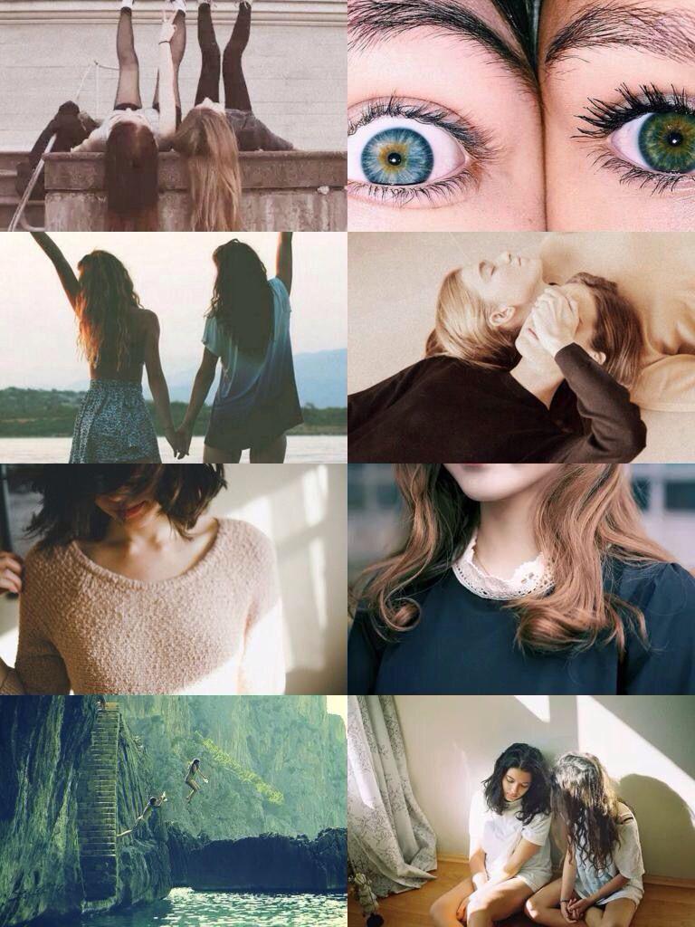 Hufflepuff/Slytherin friends