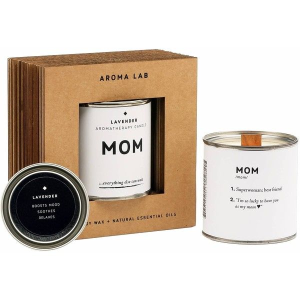 Aroma lab scented candle with lavender gift for mom - Home interiors and gifts candles ...