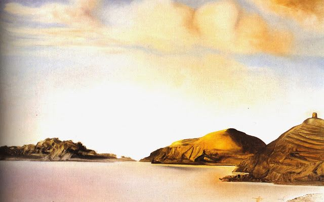 Google+ Pintura al oleo por Salvador Dali