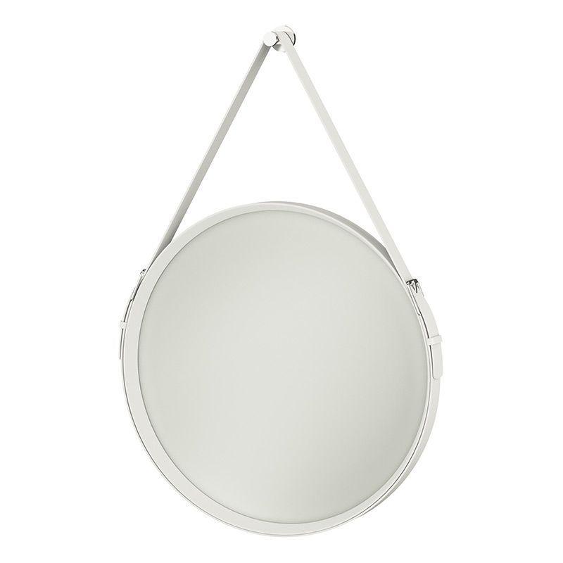 rund spegel med rem