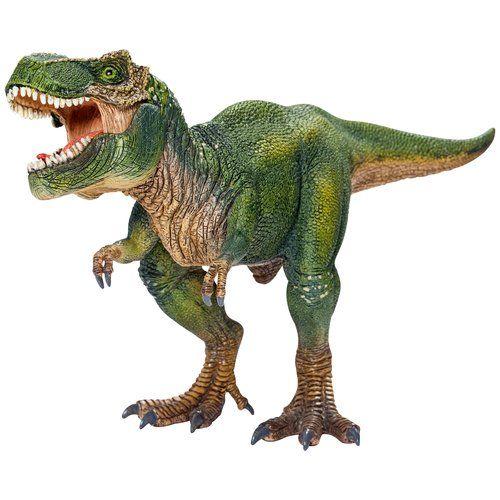 Schleich Dinosaur, Tyrannosaurus Rex Toy Figure - Walmart.com #tyrannosaurusrex
