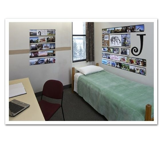 Phototrax Dorm Wall Photo Hang Dorm Room Decorations For College Dorm Walls Dorm Wall Decor College Wall Decor
