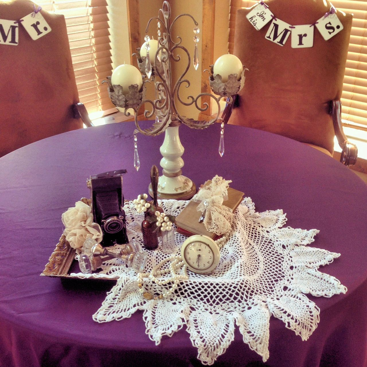 Wedding decorations accessories  Sweetheart Table Decor  Wedding Details By Southern Jeweled