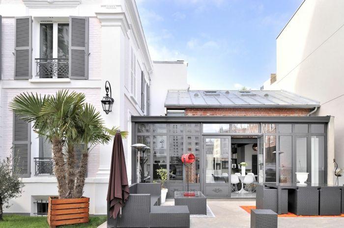 Véranda alu - avantages et top 5 des fabricants - Archzinefr - prix des verandas de maison