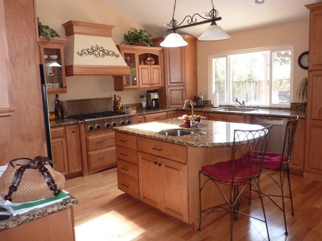 Image Result For Oval Shaped Kitchen Islands