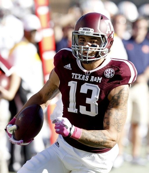 Mike Evans 13 Texas A M Aggies Wr Deportes