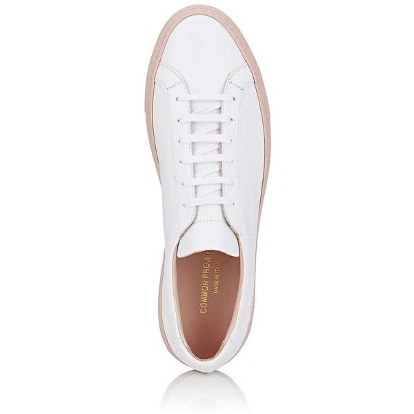 Common Hombre Projects Hombre Common Achilles Leather Sneakers (530 CAD)  liked 27ce86