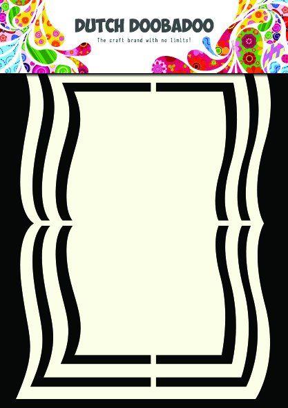 Dutch Doobadoo Dutch Shape Art A5 Book A5 Book Shape Art Book Art