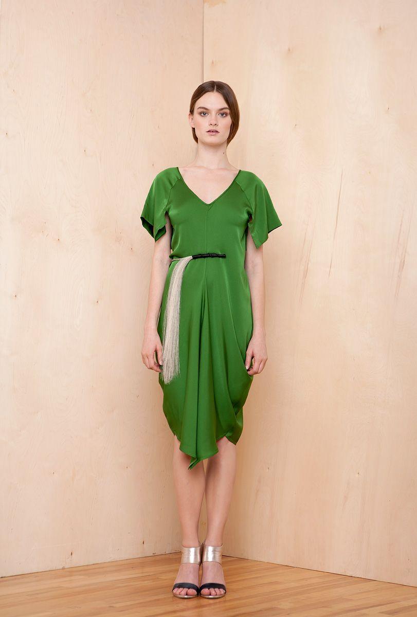 Zero   Maria Cornejo Pre-Fall 2012 - Review - Vogue