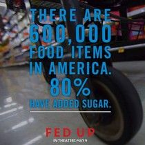 This should make you think about reading ingredients before you buy. It's a crazy thought. But true.