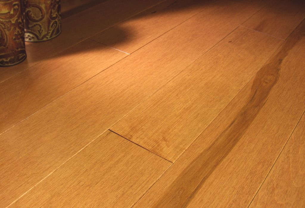 Maine Traditions Hardwood Flooring Hard Maple Honey Rose Stain