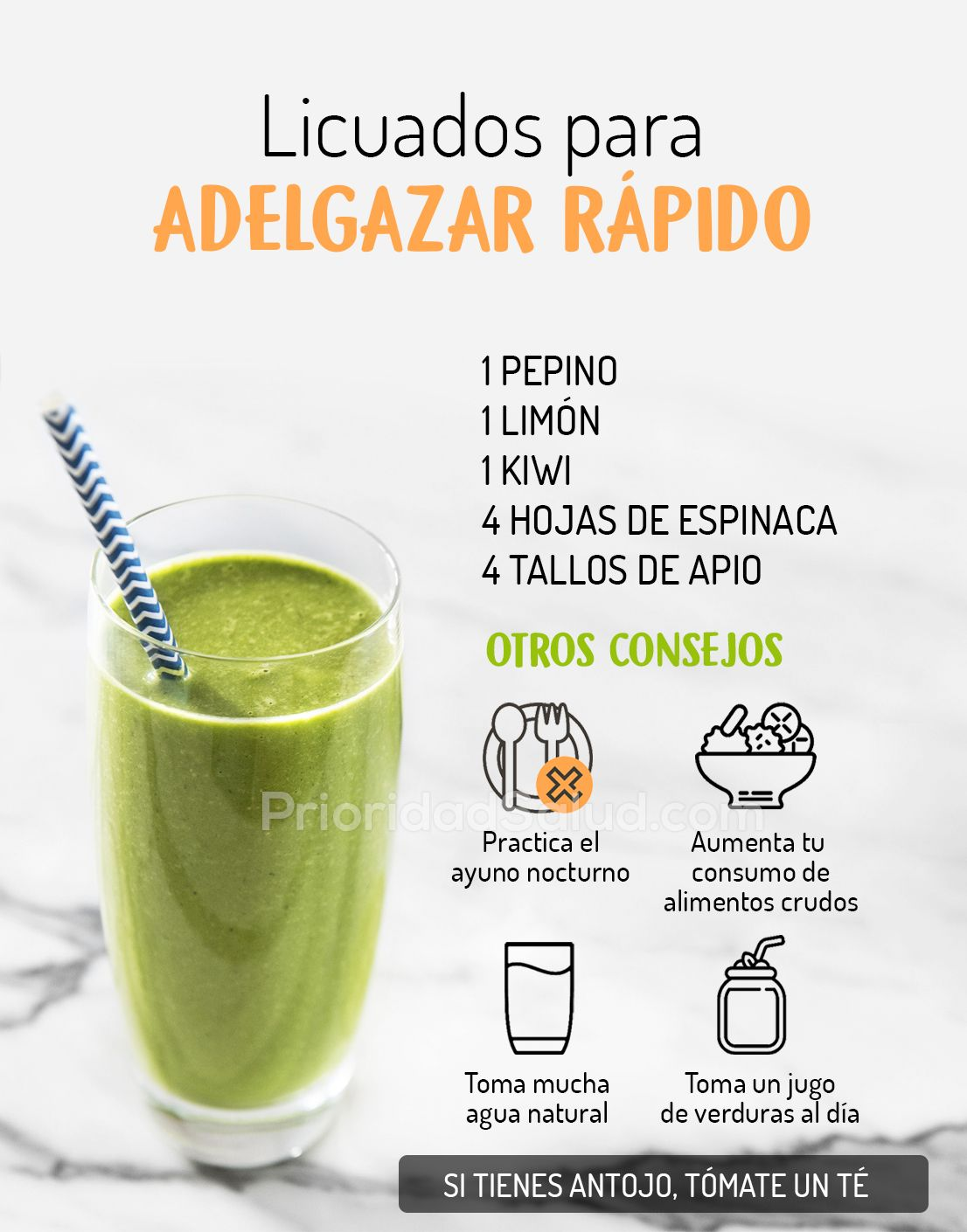 Deliciosa Ensalada Para Deshinchar La Barriga Y Perder Peso Como Adelgazar Barriga Dieta Para Healthy Drinks Recipes Healthy Drinks Smoothies Healthy Drinks