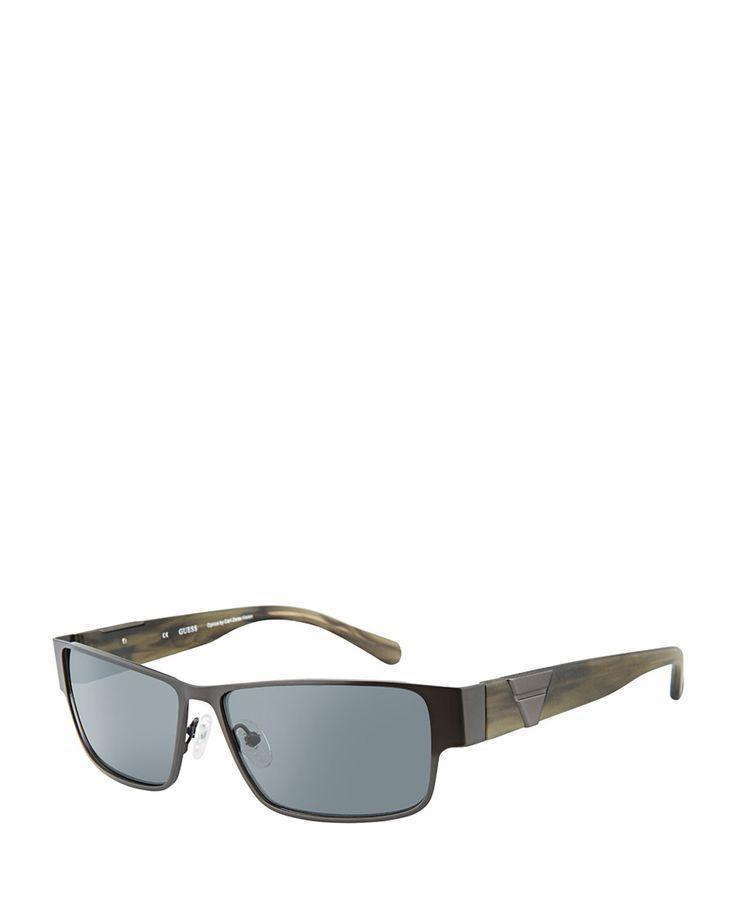 cool Tendance lunettes : Occhiale da sole uomo  GUESS GU6766 Nero - Primavera Estate - titalola...
