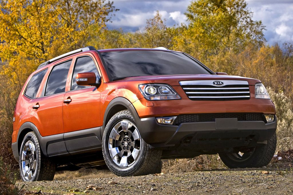 For Buying and Selling Canadian Cars #Kia Borrego Visit http://www ...