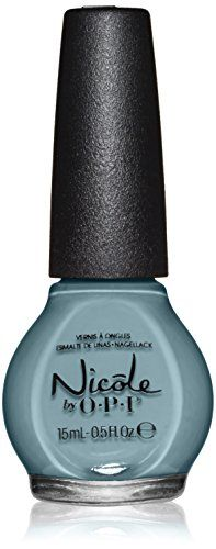 Nicole By O.P.I Nail Lacquers, Goodbye Shoes, 0.5 Fluid O…