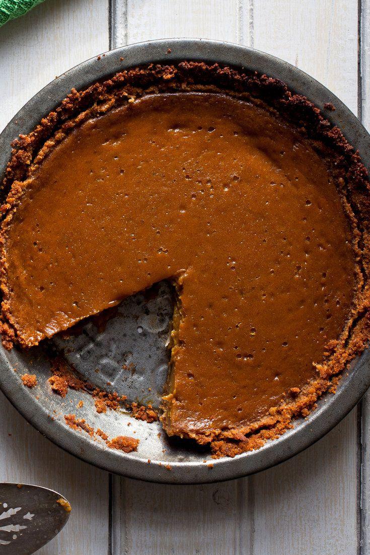 Banana Infused Pumpkin Pie Recipe Recipe Savory Pumpkin Recipes Pumpkin Recipes Easy Pumpkin Pie Recipes