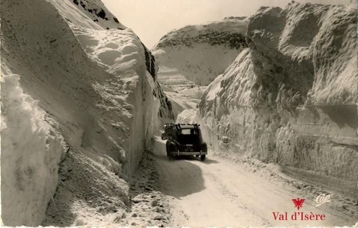 Image result for val d'isere history