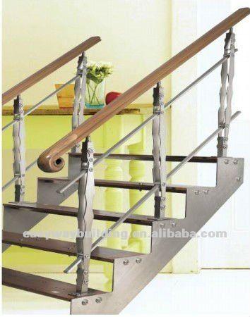 Best Unique Outdoor Metal Stair Handrails Railing Buy 640 x 480