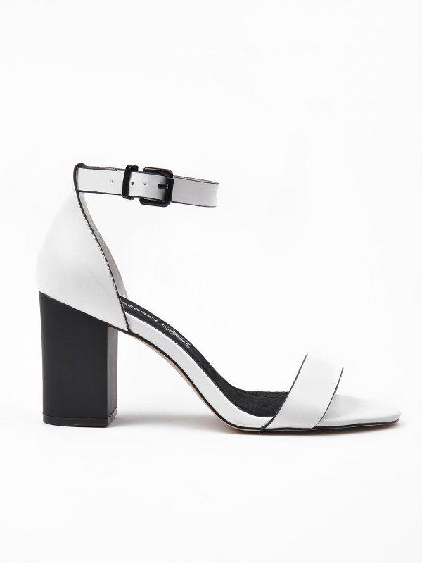 Buty Damskie Biale Sbu0433 Sandaly Top Secret Odziezowy Sklep Internetowy Top Secret Sandals Sandals Heels Shoes
