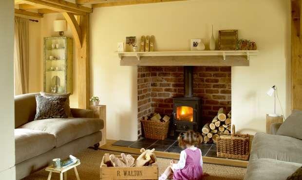 An Oak Frame Cottage | Homebuilding & Renovating | at home ...