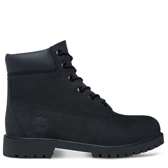 chaussure timberland noir enfant