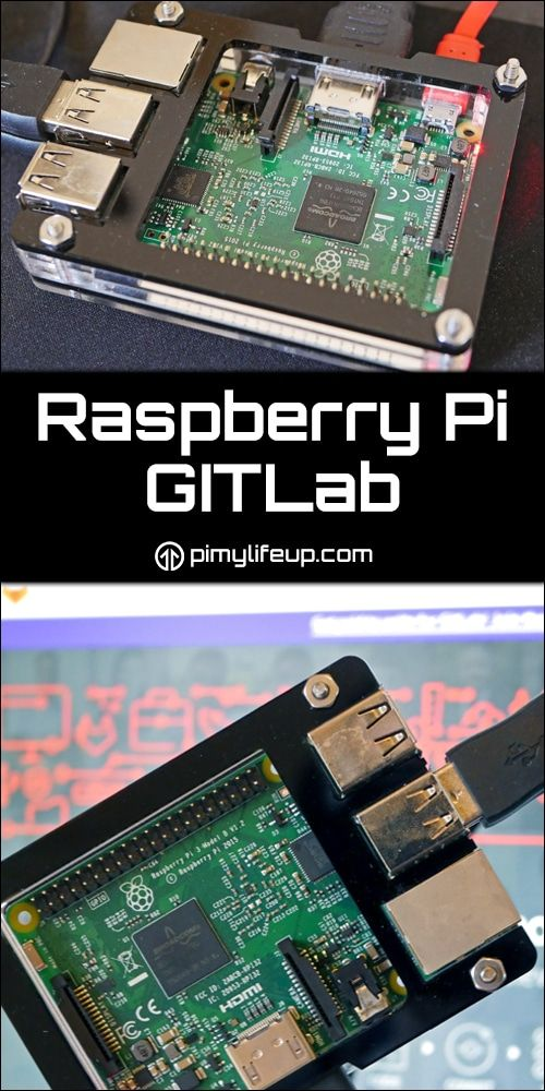 Raspberry Pi GITLab Server: Version Control on your Pi - Pi My Life Up