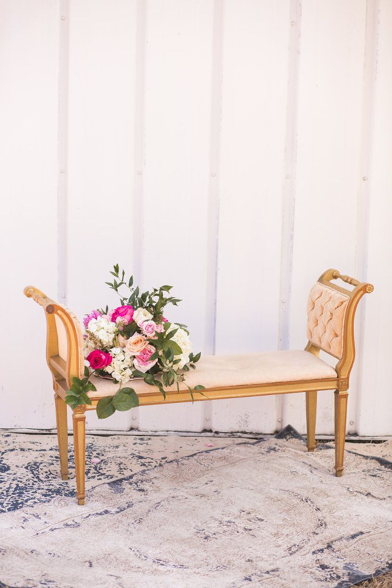 Miraculous Gold And Ivory Bench Gold Ivory Bench Furniture Wedding Caraccident5 Cool Chair Designs And Ideas Caraccident5Info