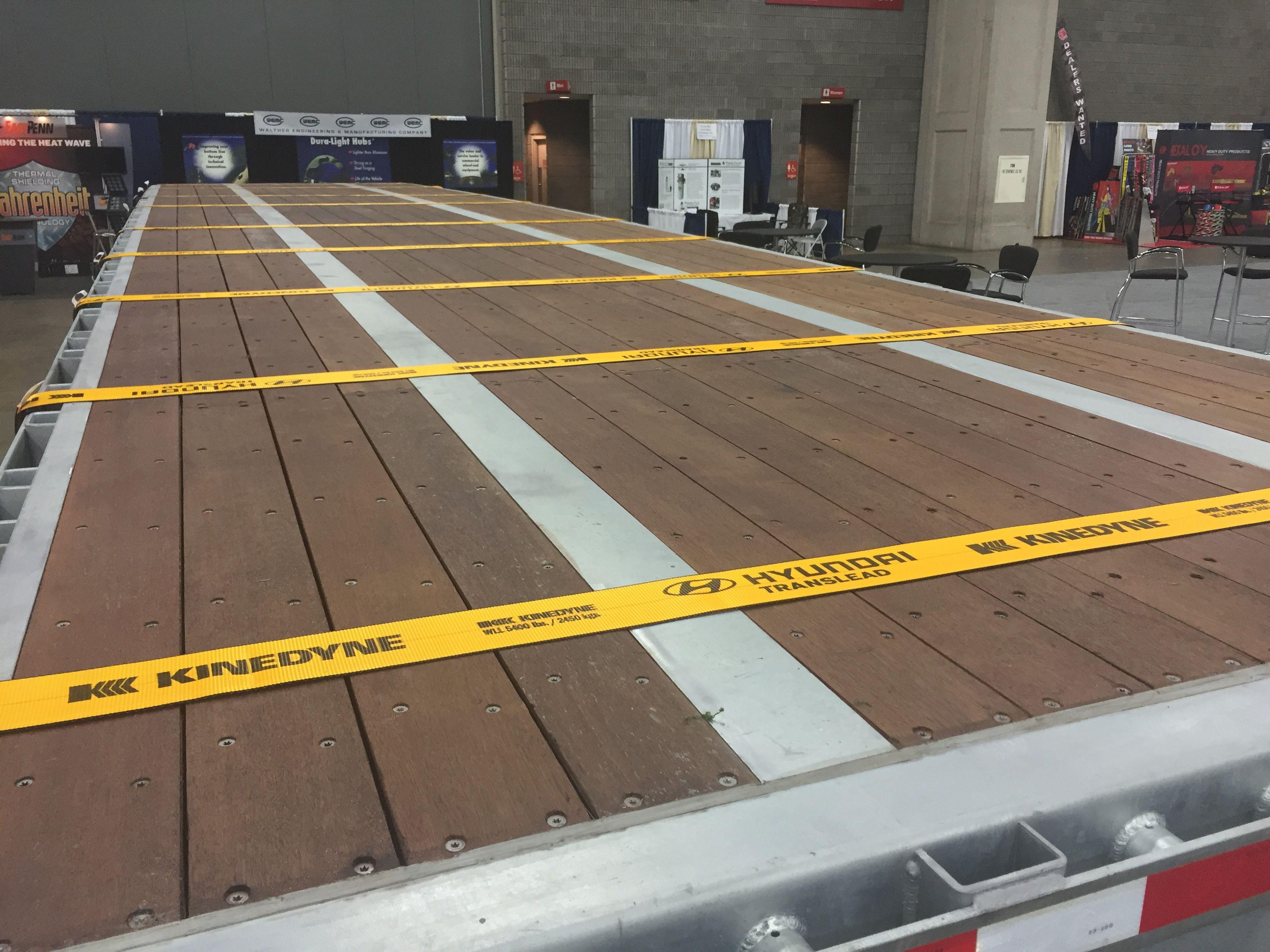 Apitong Trailer Decking Trailer Flooring Hardwood Truck Floors
