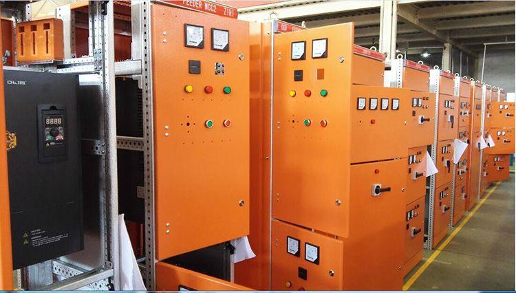 Chziri Electrical Can Design Different Mcc Panel According