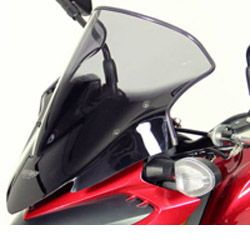 MRA Suzuki GSX-S1000 L5> 2015> onwards Naked Double-Bubble/Racing Motorcycle Screen (NRM)