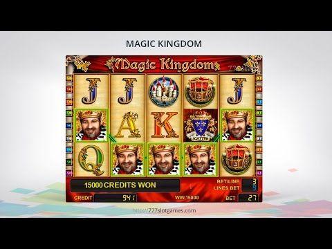 Magic Kingdom – игровой онлайн автомат про доброго короля из волшебного королевства с бесплатными вращениями, игрой на удвоение и «диким» символом. © 777SlotGames «Игровые автоматы» #777slotgames #onlineslots #slotgames #slotsforfun #gamblingisfun