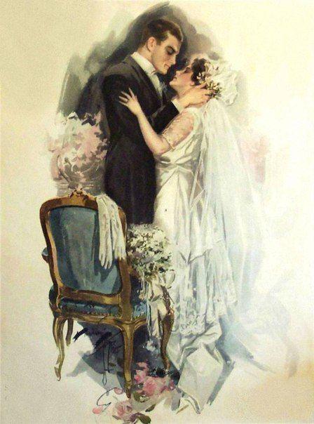 Открытка своими, свадебные открытки 19 века