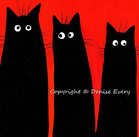 Carolee Clark Love Her Halloween Art Too King Of Mice Studio