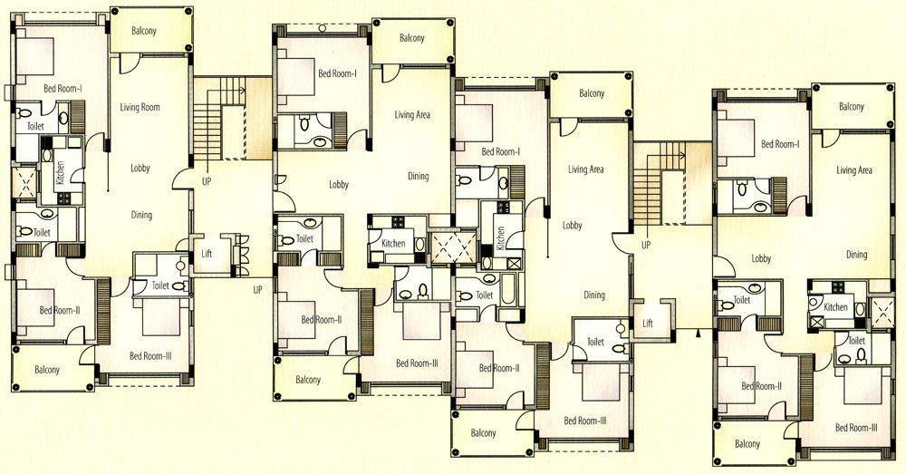 Apartment Building Floor Plans Astounding Interior Home Design