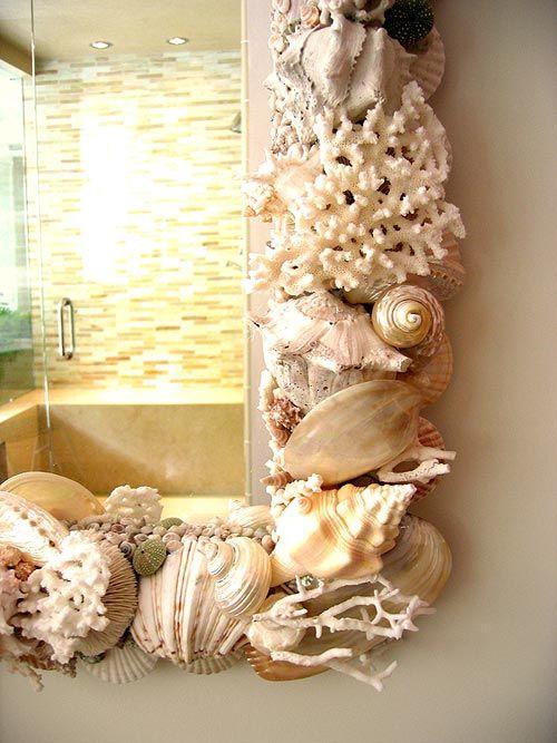 Mili la Concha :: Decorative Art :|:|:. | Marcos de espejos ...