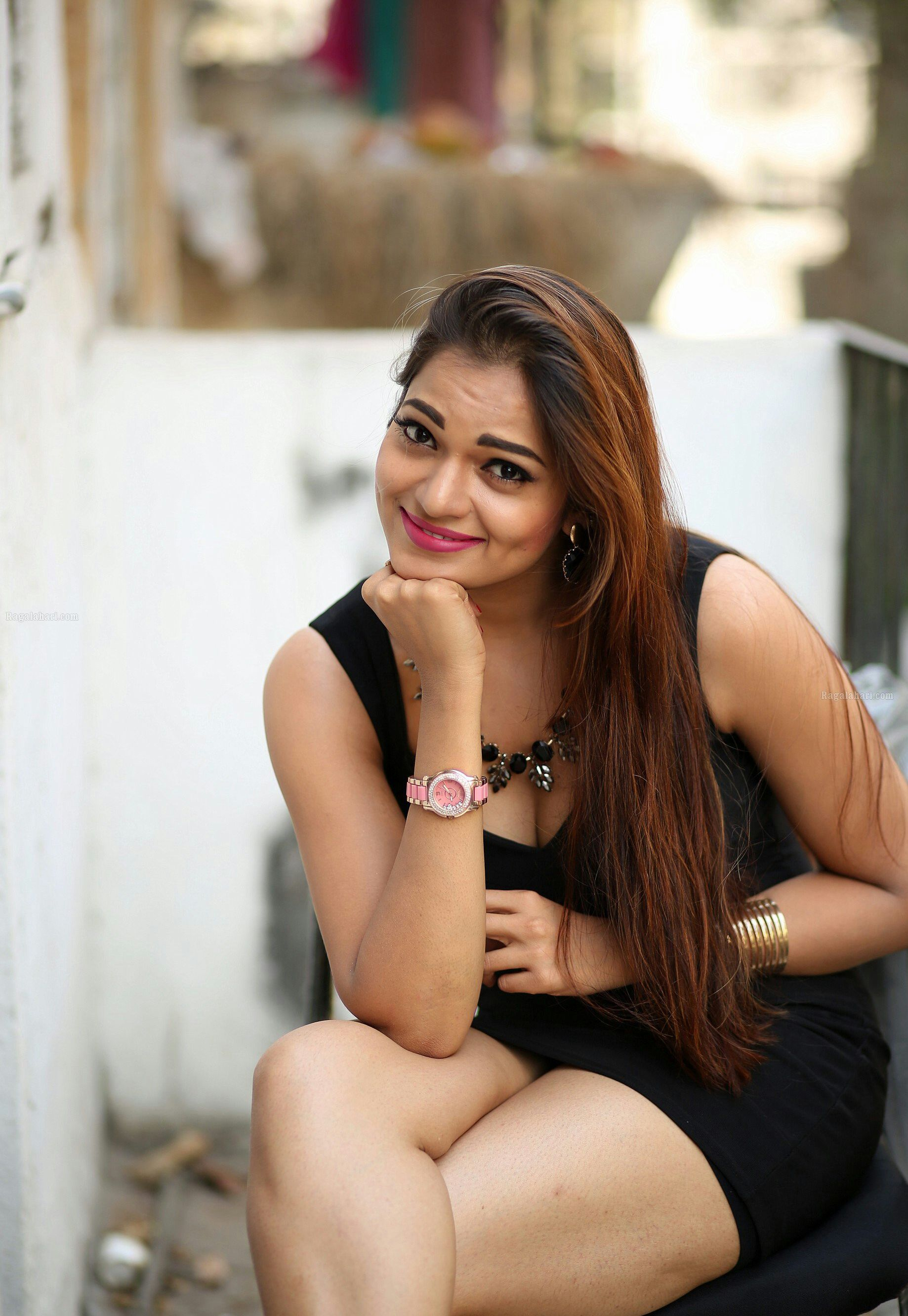 Ashwini Hot Thighs Inner In Black Hd Stills In 2019  Thunder Thighs, Actresses, Indian Actresses-1308