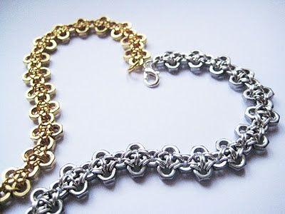 hex nut bracelet | Hex nut bracelet | Upcycled Hardware