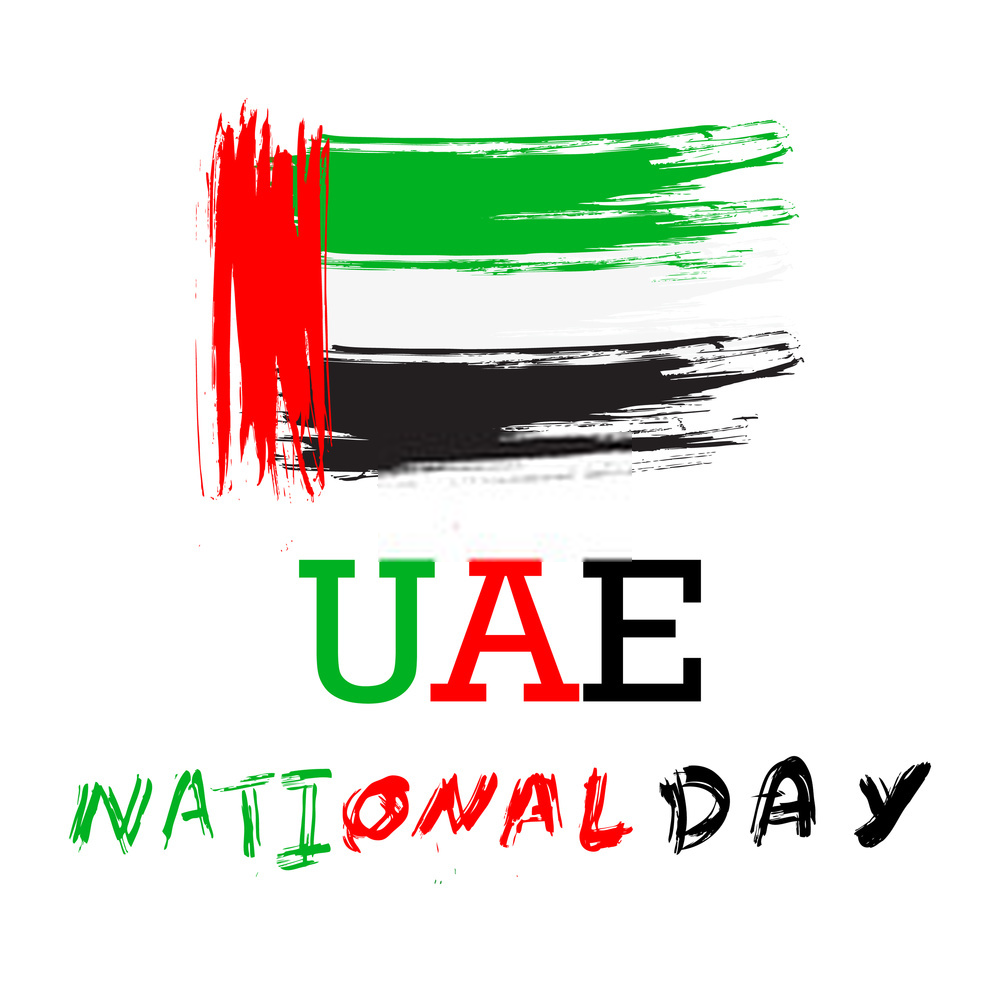 UAE people celebrate their UAE National Day 2019 (اليوم