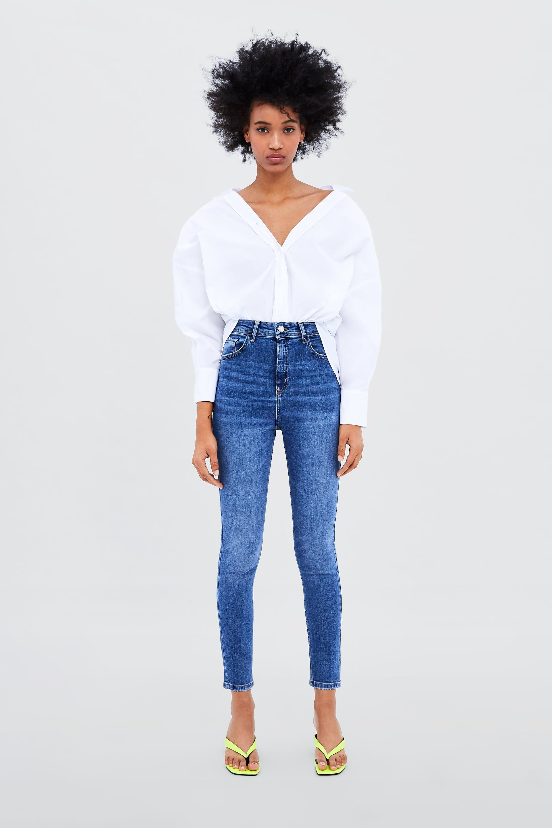 4877c098 Image 1 of Z1975 BASIC SKINNY JEANS from Zara | wants and needs in ...